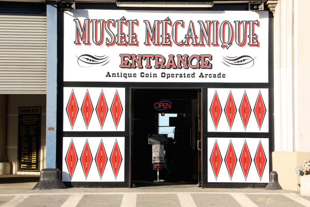 Musée Mécanique Image
