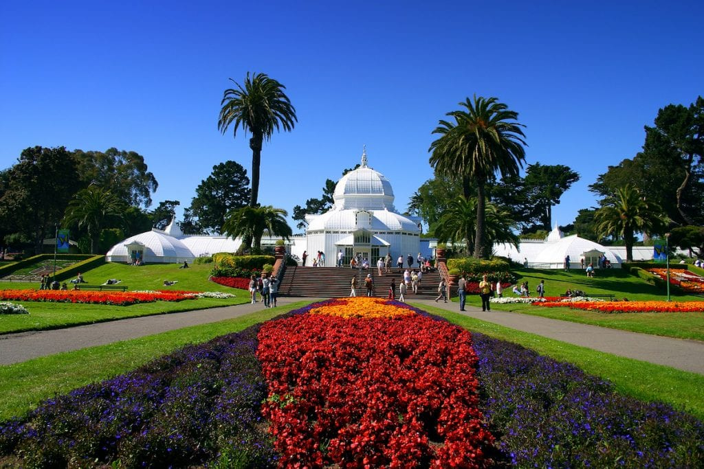 Golden Gate Park Image