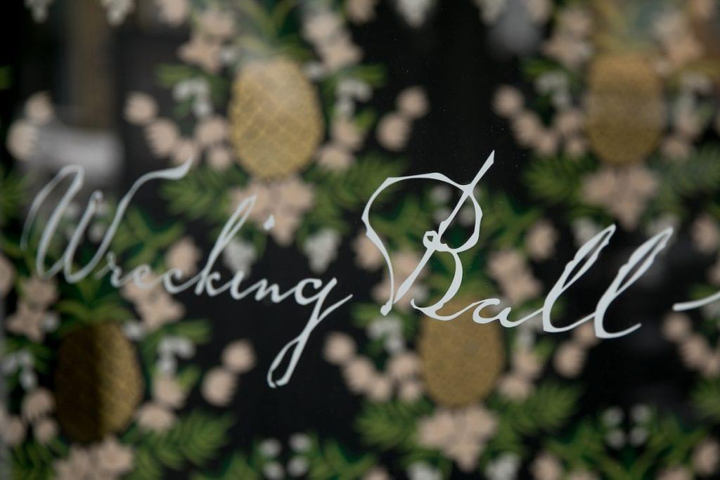Wrecking Ball Image